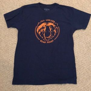 Yeti Cooler T-Shirt